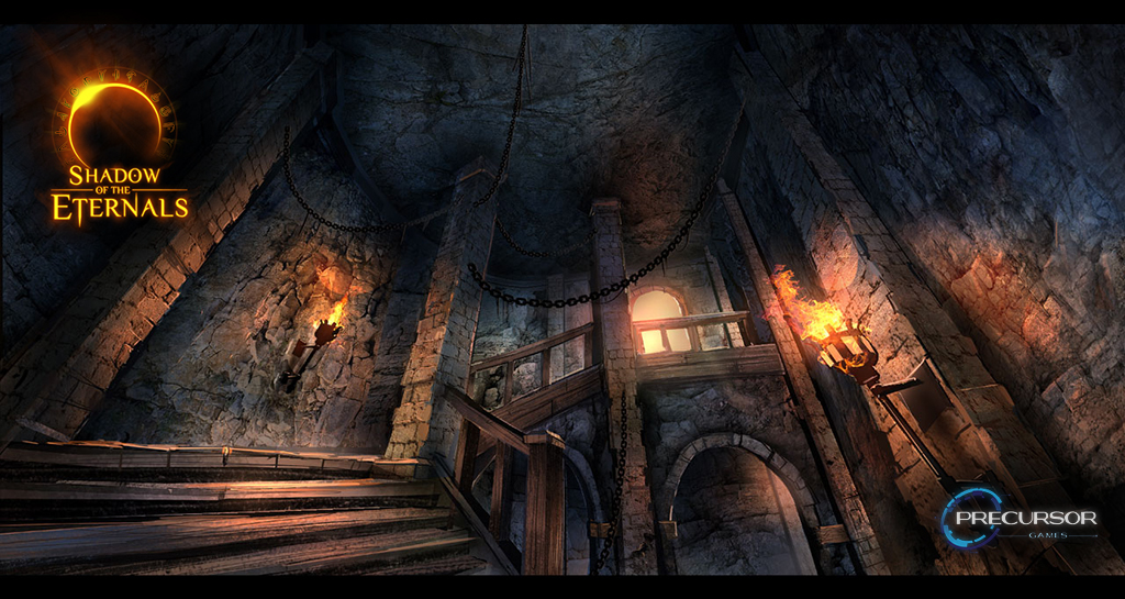 Screenshot from the game Shadow of the Eternals