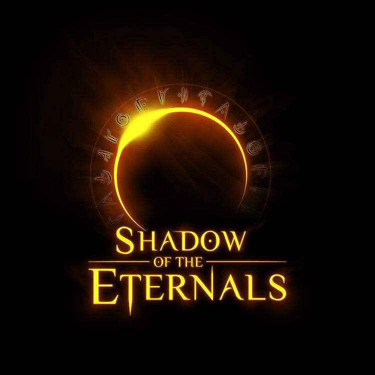 Shadow of the Eternals splash screen